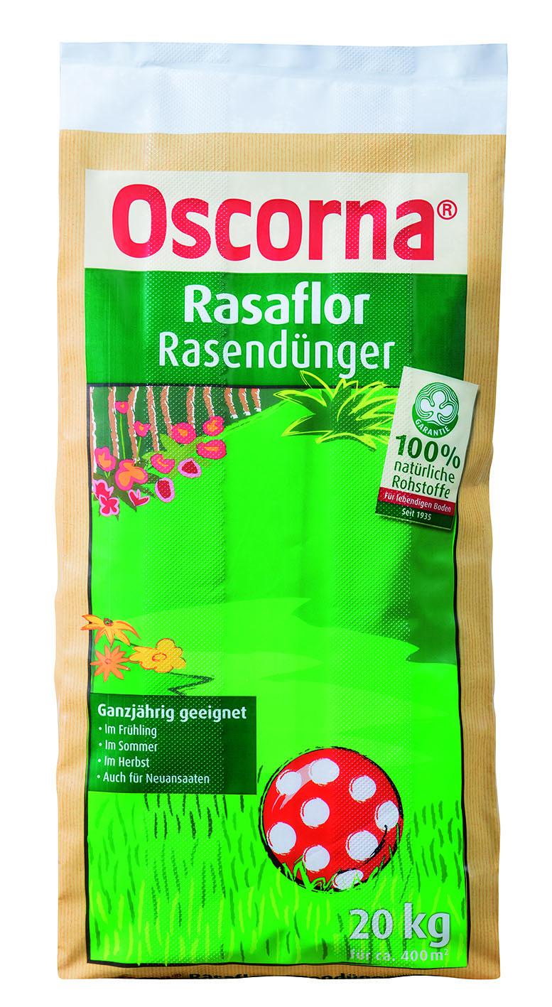 Rasendünger oscorna