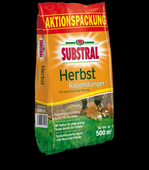 Beliebt Bevorzugt Substral Herbst-Rasendünger 12,5 KG für 500 m² - Dünger-Shop #NM_56