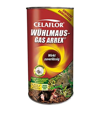 Außergewöhnlich Celaflor Wühlmausgas Arrex 250 gr. - Dünger-Shop &GI_88