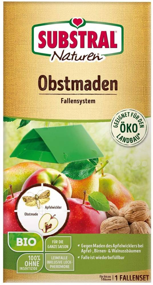 Naturen Obstmadenfalle 1 Set