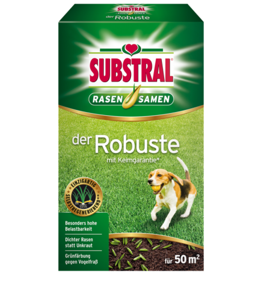 Substral Der Robuste Rasensaat 1 KG